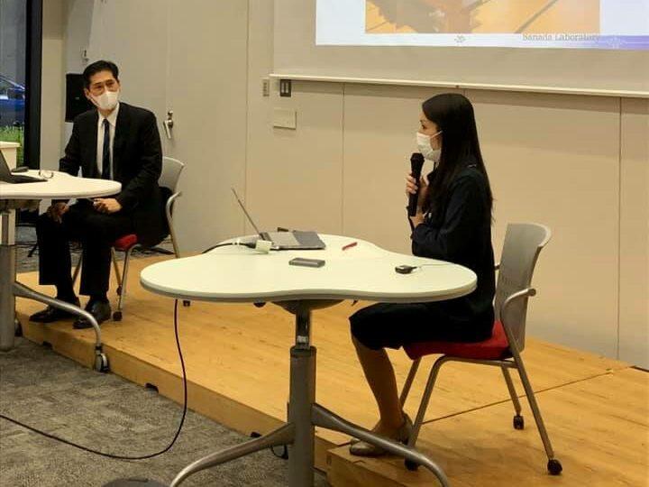 浦田講師がTMI公開討論会に登壇しました
